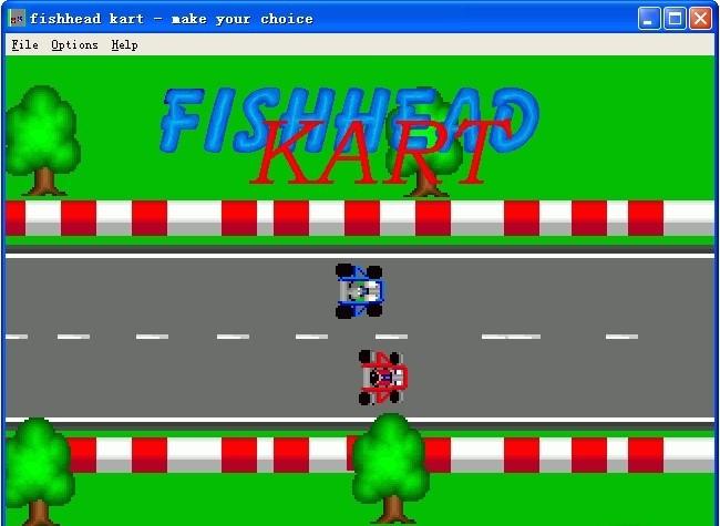 Fishhead kart lisisoft for Fish head app