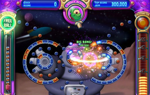 Screenshots for peggle deluxe 1 01