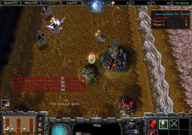 Warcraft Maps: WarCraft Maul Game Archives Free Game version WarCraft