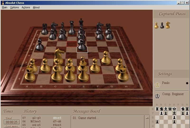 Also see like absolut chess 1 4