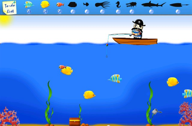 Screenshots - for Crazy Fishing 3.3