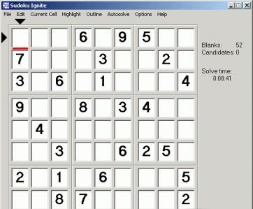 Sudoku Ignite