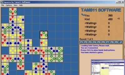 Tams11 Squares