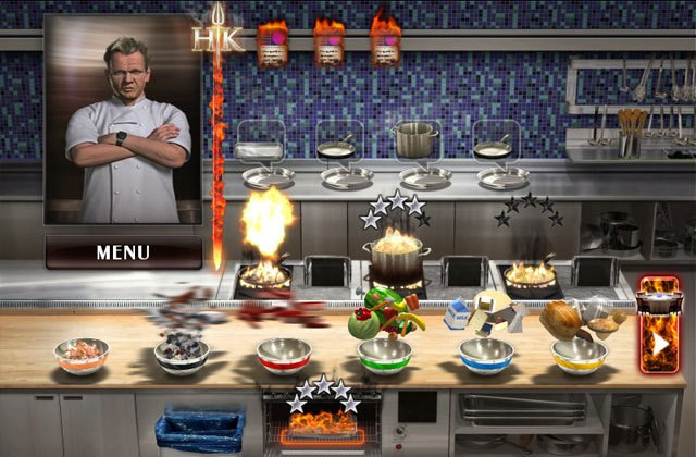 Hell's Kitchen Miscellaneous Free Game version 1.0
