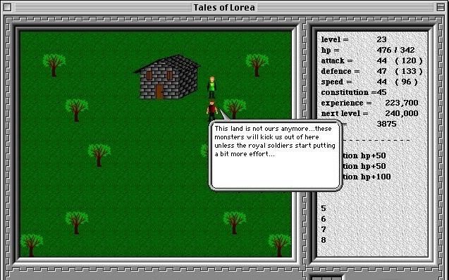 Tales of Lorea