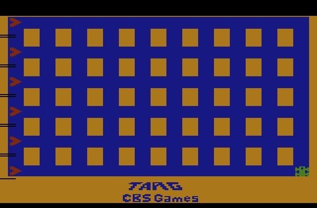 Targ for Atari
