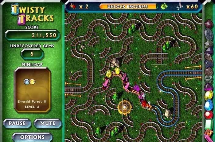 Twisty Tracks - Mayplay Games