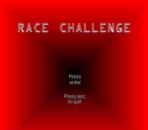 Race challenge