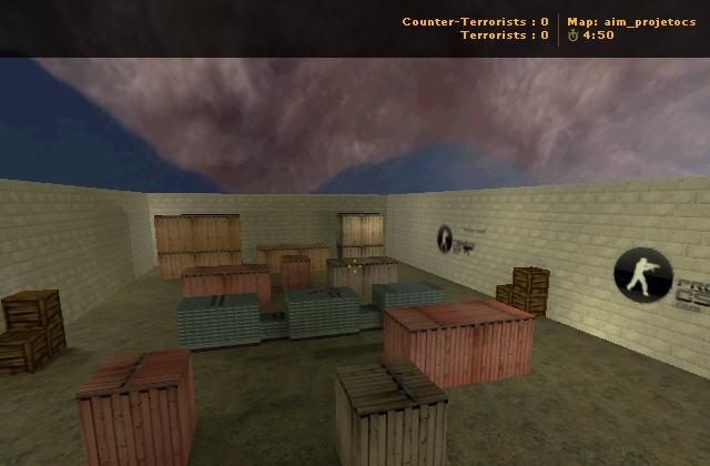 CS Maps: aim_projetocs