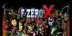 F-Zero X for N64