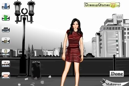 Urban Dress Up