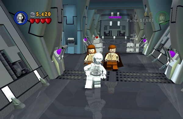 free games star wars lego