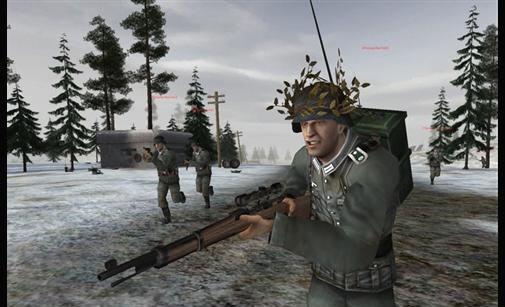 Патч Battlefield 1918