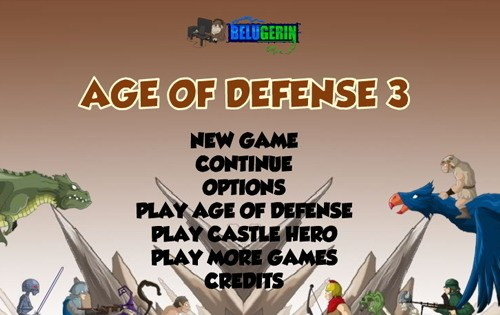 Age of Defence 3
