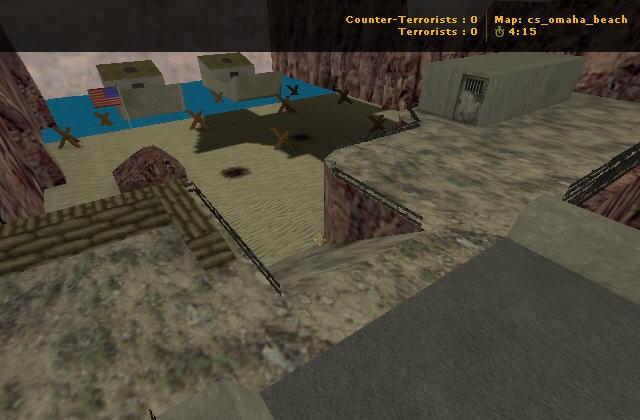 CS Maps: cs_omaha_beach
