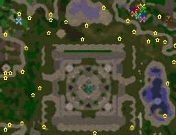 Warcraft Maps: The World of WK