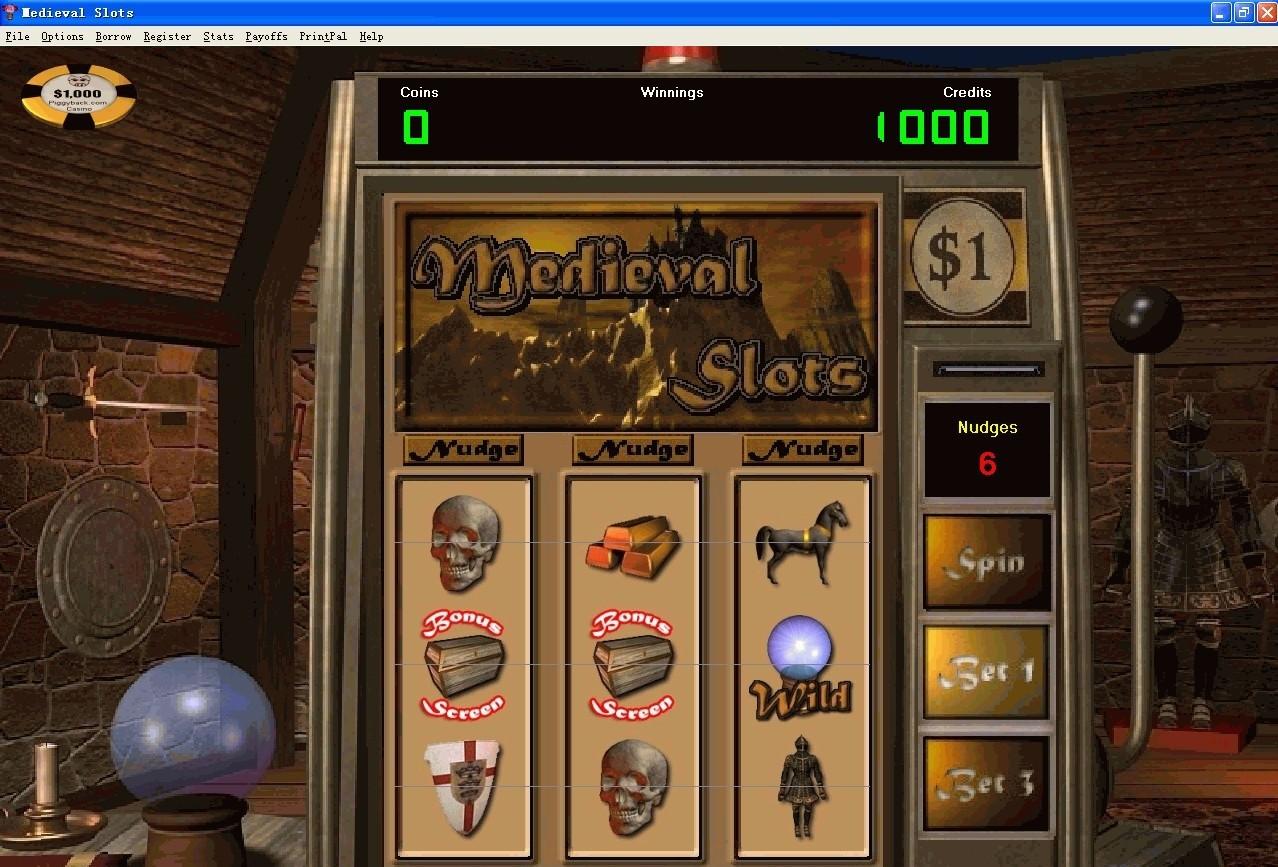 free slot machine games mecca bingo
