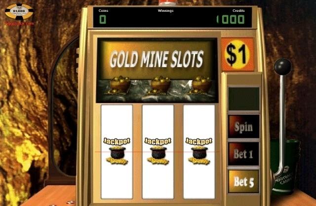Goldmine Slots
