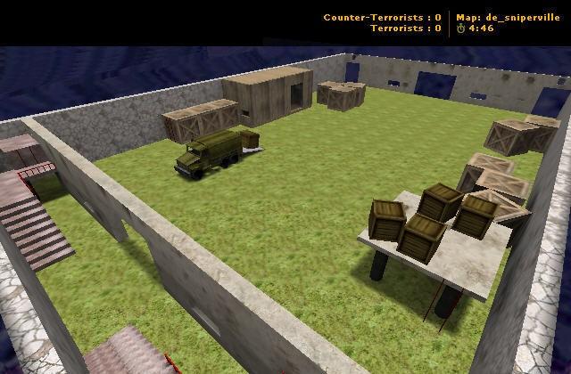 CS Maps: de_sniperville