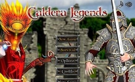 Caldera Legends