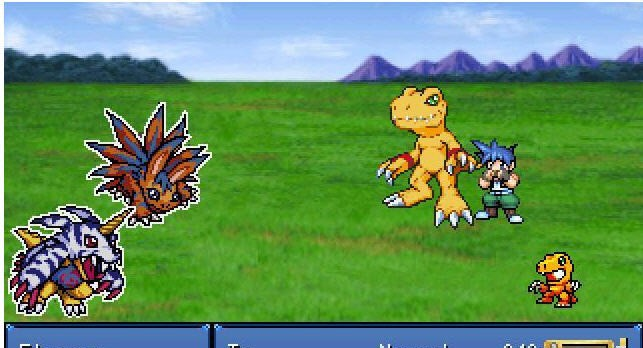 TDZ Digimon RPG