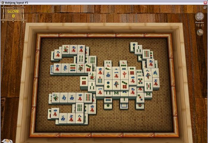 Play Mahjong Titans Game For Free Mahjong Champ 3...