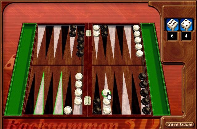 Real Backgammon