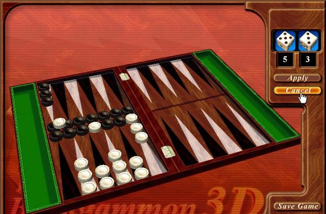 Free Backgammon No Download