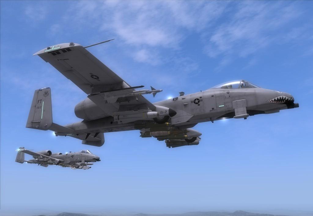DCS: A-10C Warthog | LisiSoft