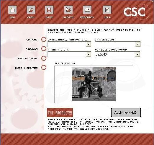 CS Tools: CSConfigurator