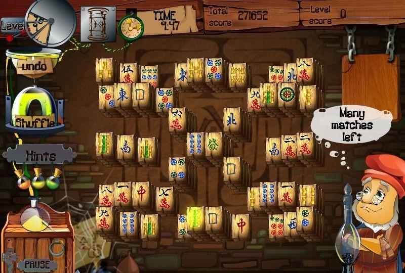 Mahjong Titans Alchemy