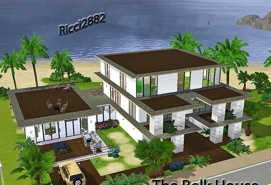sims3 belk house by sims addons 19 sims3 traditional lake