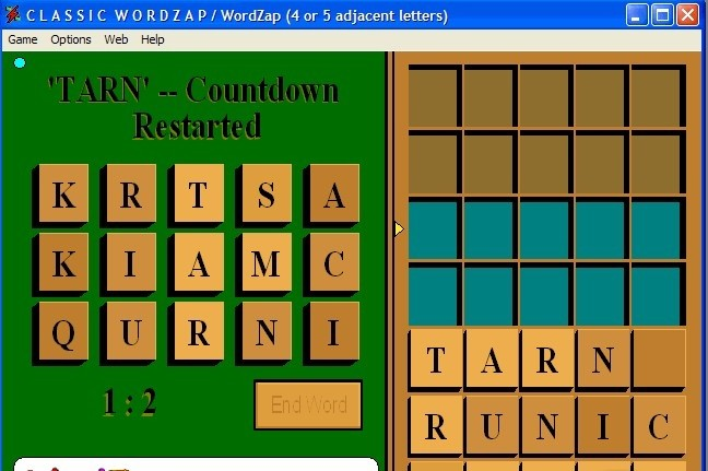 Two word unscrambler for Window unscramble