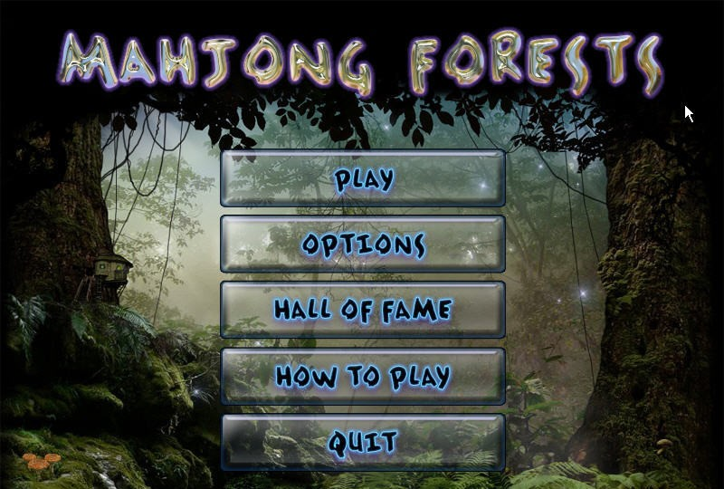 Mahjong Forests