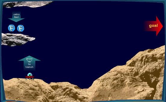 Miniclip Caveman : Starship eleven lisisoft