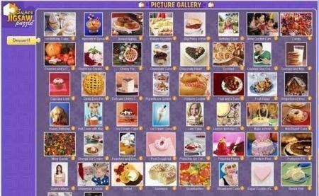 Jigsaw Desserts