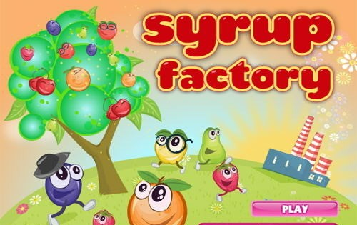Syrup Factory 1.0