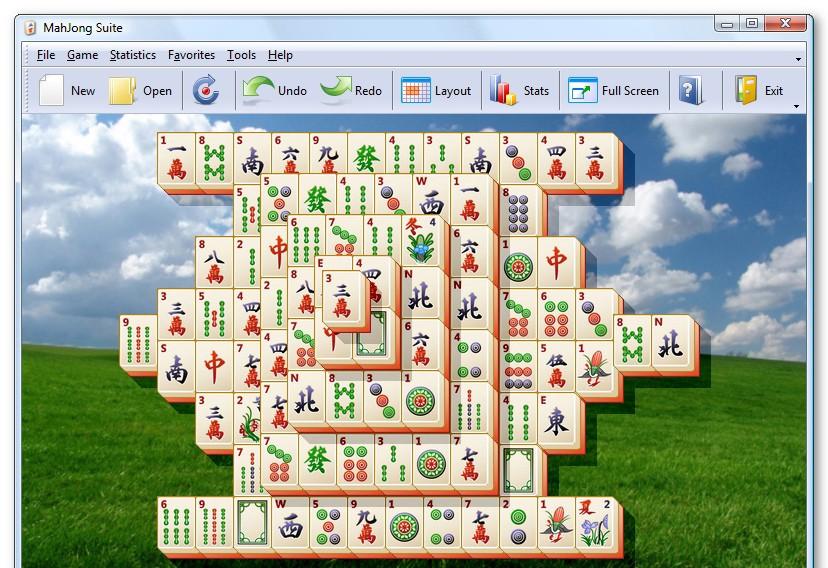 Mahjong+free+online