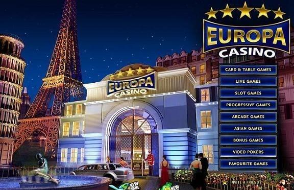 Europa Casino 2008
