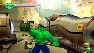 Marvel: Hulk Game