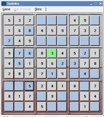 USHASOFT:Sudoku