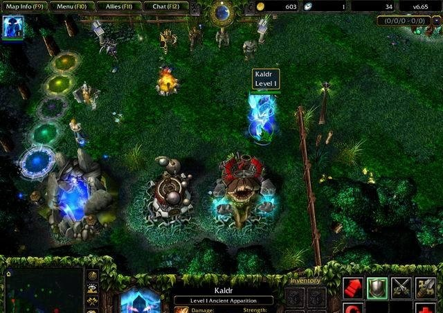 Dota All Star Free Download Full Game