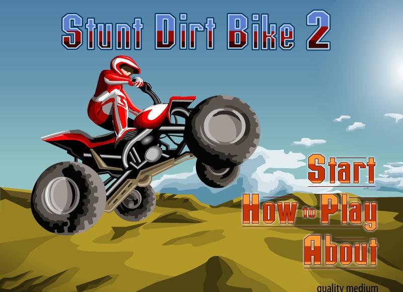 Stunt Dirt Bike 2