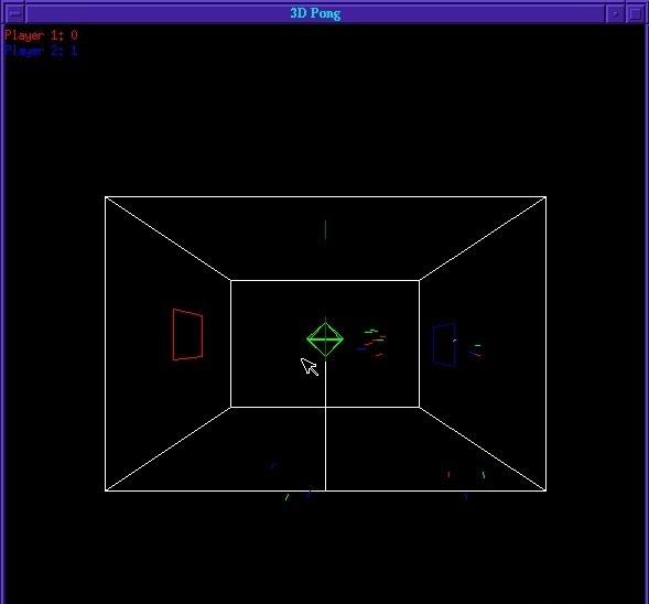 3d Pong For Linux Lisisoft