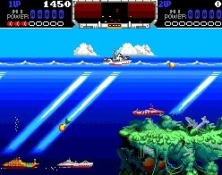 The Deep for MAME
