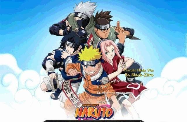 2096 2 naruto ninja war Rome Puzzle Online Game Download