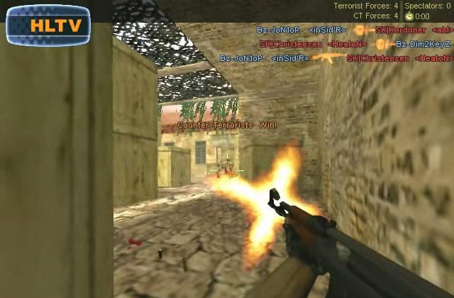 CS Video: ESWC 2003 - The Movie