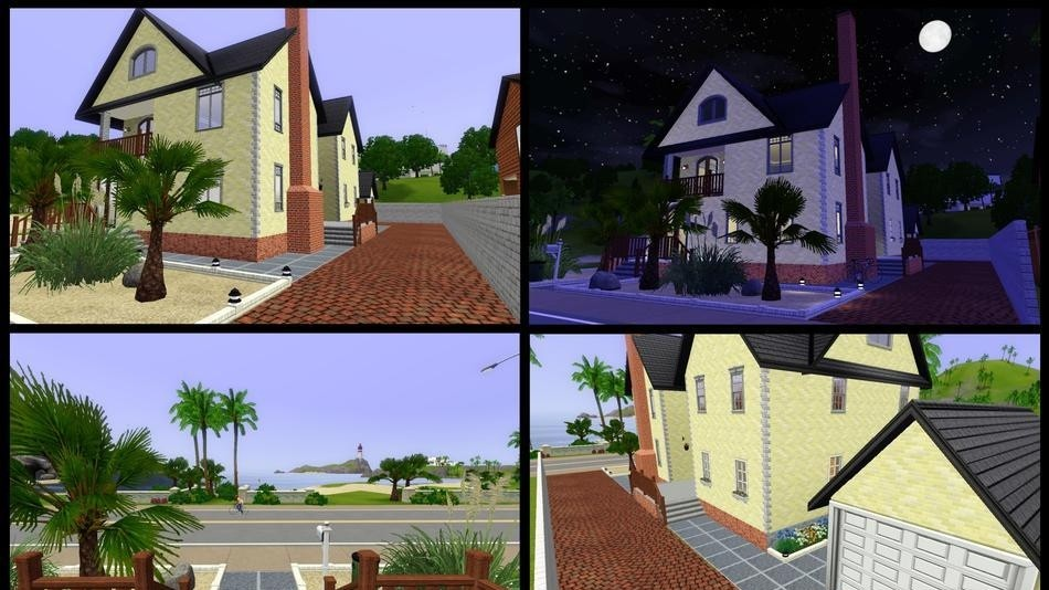 Sims3 beach house lisisoft for Beach house 3 free download