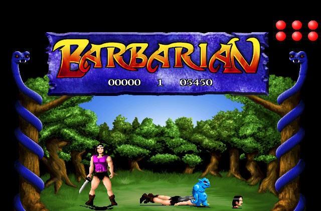 Barbarian for Mac