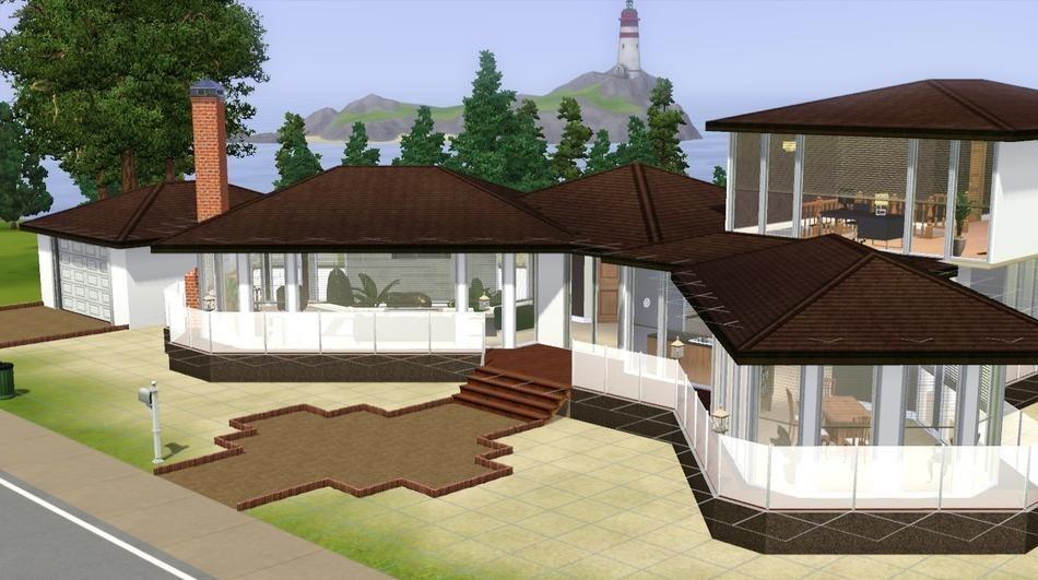 Sims3 - Capri Manor
